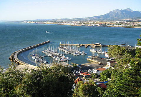 Gordons Bay and Somerset West western cape car rental