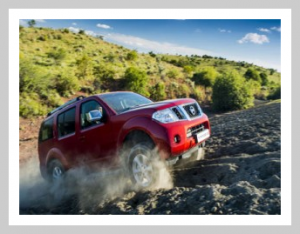 hire a 4x4 in durban and kwazulu natal