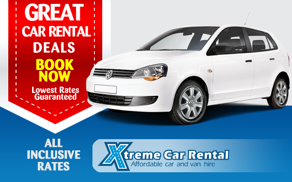 Car Hire Durban Cheap Affordable Prices Xtreme Car Rentals Sa